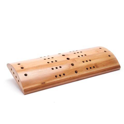 Bamboo Moxa Box for Moxibustion Treatment for the Back
